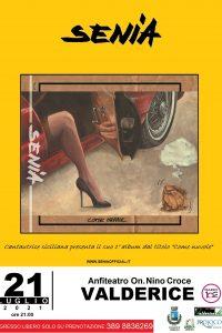 Senia Official - Indie italiano al femminile, blues, folk, pop rock